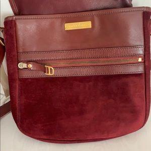 Original Vintage Cartier Messenger Bag